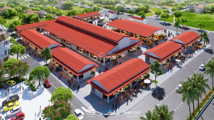 Khu phố chợ mới Pơng Drang - Trung tâm Đắk Lắk đã mở bán, sang nhượng 100 ki ốt đầu tiên