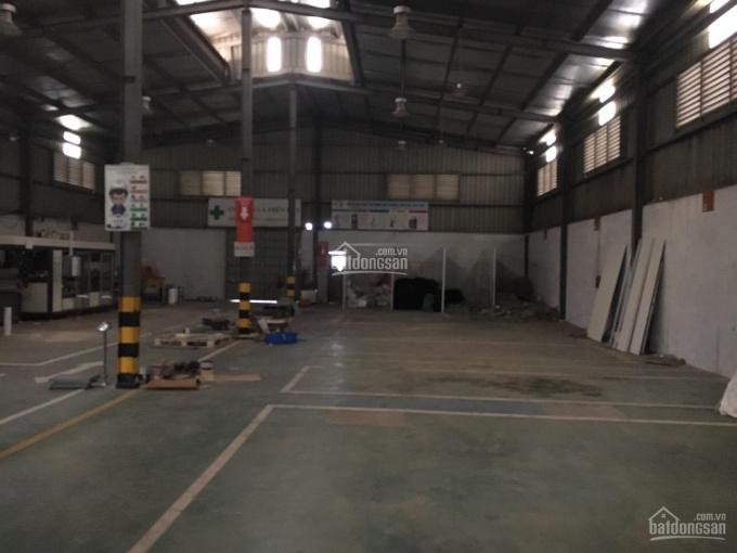 Kho nhà xưởng 300 - 600m2 Zamil cao 6m, nền cao 1 mét, thoáng đẹp Phúc Yên Vĩnh Phúc giáp Toyota