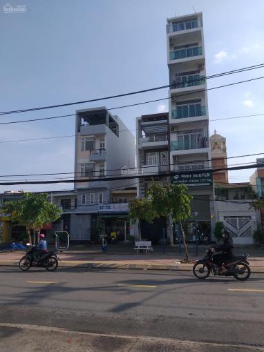 Bán gấp nhà mặt tiền Trần Xuân Soạn, P. Tân Thuận Tây, Quận 7, DT: 4x44m - 5 tầng, giá 15,5 tỷ ảnh 0