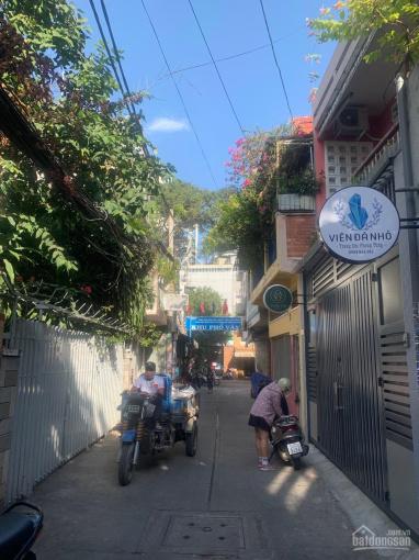 Bán nhà hẻm 4,5m đường Lê Thị Riêng, Q1 DT: 4x20m nhà 3 lầu giá: 20 tỷ TL. LH: 0909437832 Đạt ảnh 0