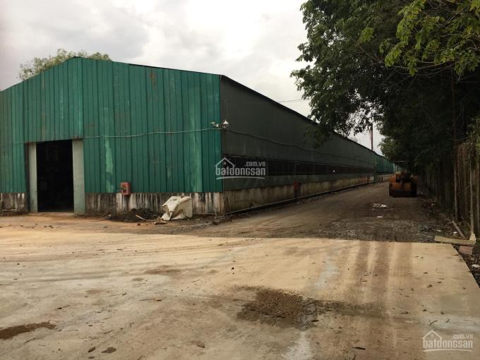 Bán nhà xưởng trong diện tích 2,3ha măt tiền QL14, Nha Bích, Chơn Thành, Bình Phước