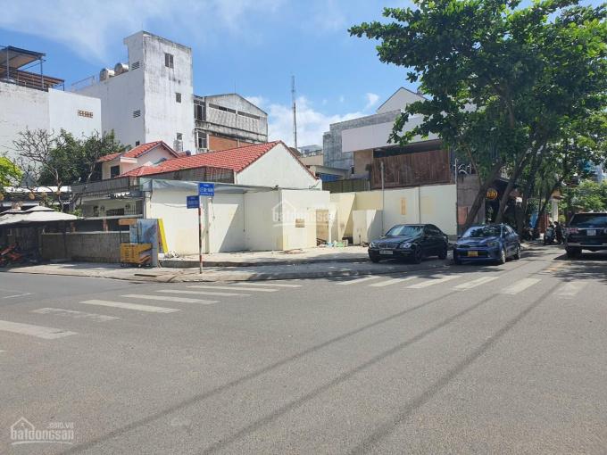 Cho thuê LÔ GÓC 2 mặt tiền đường Lê Đại Hành, trung tâm tp Nha Trang