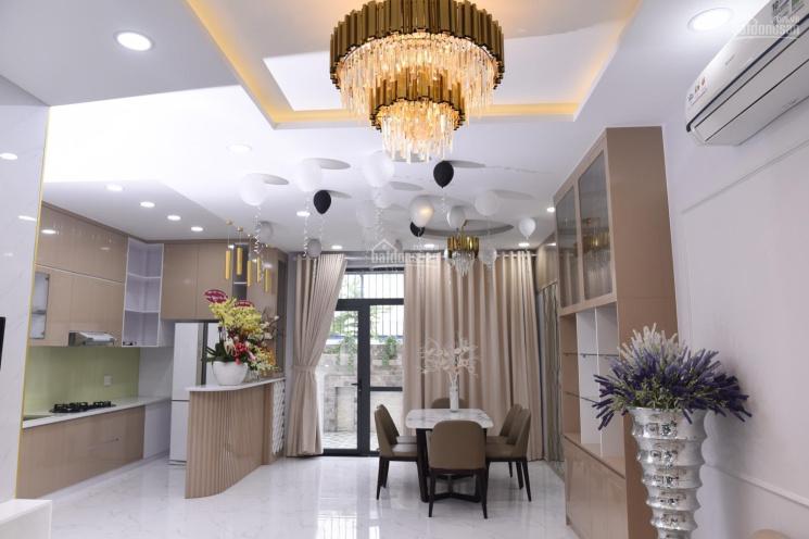 Bán căn biệt thự 6x15m, khu đô thị cao cấp, nằm trên trục đường Phan Văn Hớn. 0762.942.298 xem nhà ảnh 0
