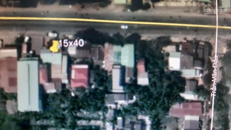 Cho thuê mặt tiền Quốc lộ 1A, tp Tân An, Long An. 15x40m