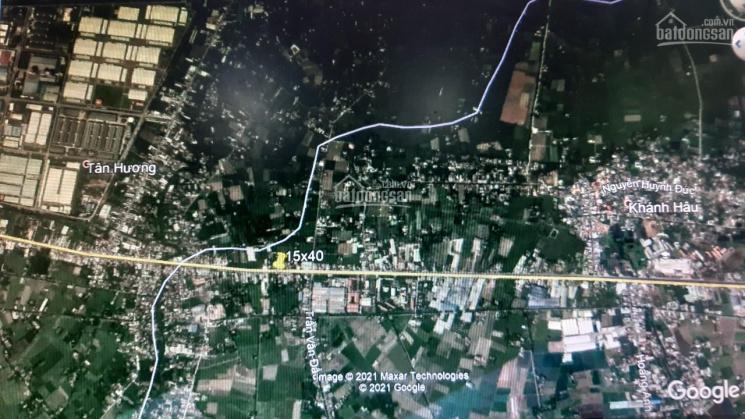 Cho thuê mặt tiền Quốc lộ 1A, TP Tân An, Long An, 12x40m