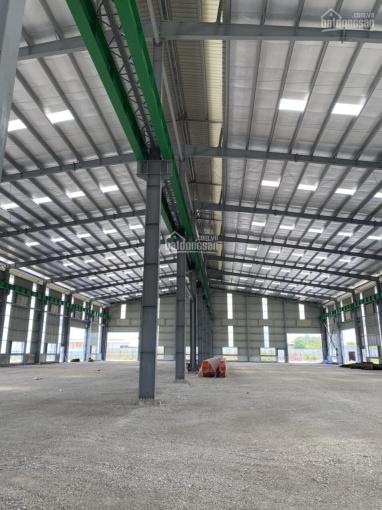 Cho thuê kho xưởng giá rẻ khu vực Đông Anh, Hà Nội