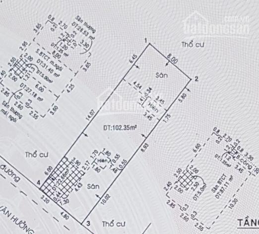 Bán nhà mặt tiền Nguyễn Văn Hưởng 8x27m, giá mềm 202.5tr/m2. LH 0907.55.77.00 ảnh 0