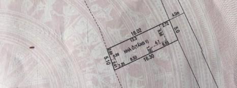 Nhà hẻm xe hơi đường Lý Tự Trọng, Phường 3, 79m2