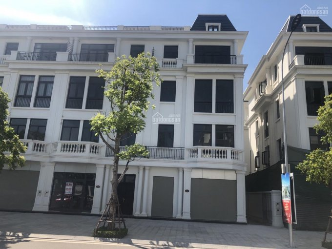 Cho thuê shophouse đường Đại lộ Châu Âu, Vinhomes Star City Thanh Hóa, DT: 122.5m2, 140m2, 175m2