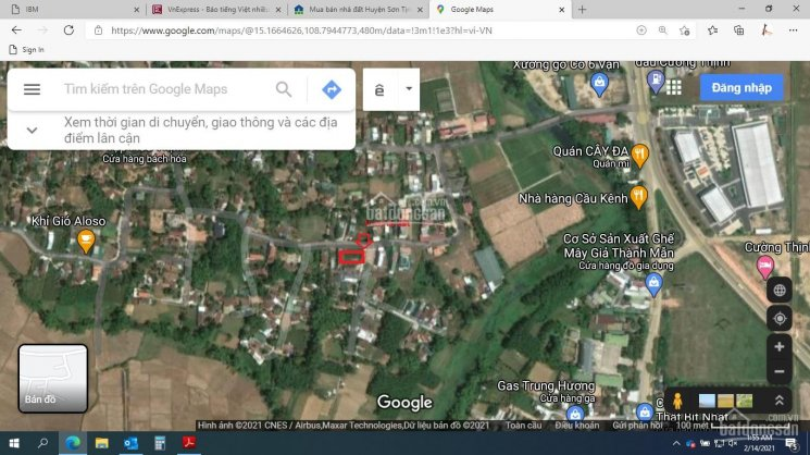 Bán đất thổ cư diện tích 120m2 phường Trương Quang Trọng, Quảng Ngãi. LH Anh Dũng 0986959209 ảnh 0