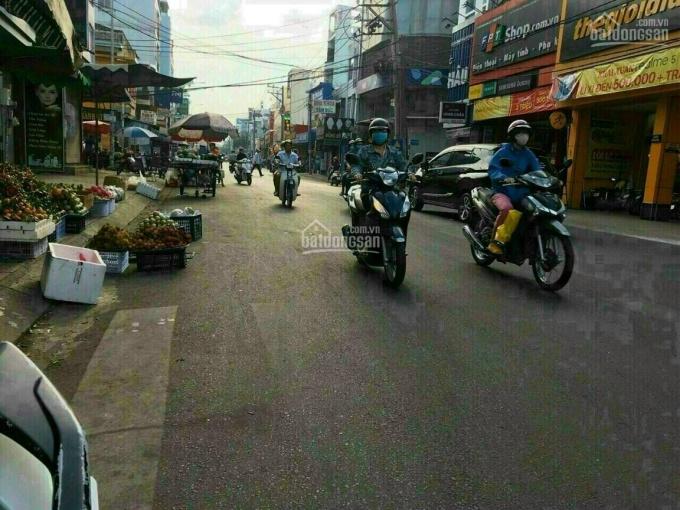 Mặt tiền đường Tân Hương, Tân Phú, 4.1x19m, đúc 4 tấm, mặt tiền sáng, gần chợ. Giá 14.5 tỷ ảnh 0