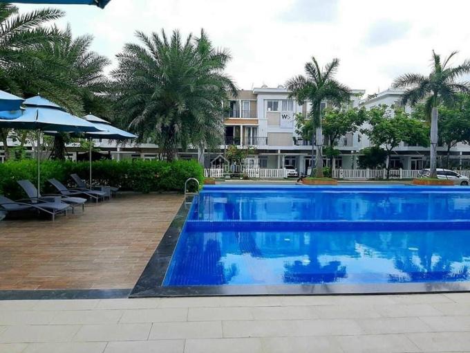 Cho thuê nhà 1 trệt 2 lầu Lovera Park dự án Khang Điền Bình Chánh, giá 12 triệu/th ảnh 0