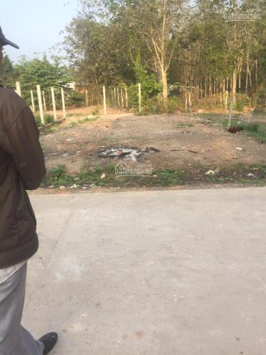 Bán lỗ lô đất ngay ngã tư Thùng Thơ, mặt tiền đường DX 060, DT 9mx17m, giá chỉ 1.15 tỷ ảnh 0