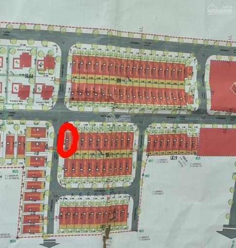 Bán đất đấu giá trung tâm huyện Nga Sơn, khu đấu giá chợ Hói Đào xã Nga Liên, lô góc 2 mặt tiền ảnh 0