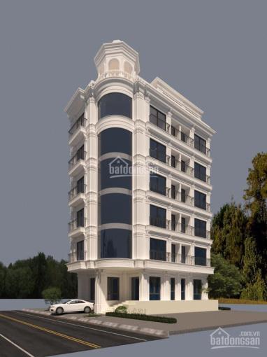 Chính chủ cần bán toà nhà 8 tầng, thang may phố Trích Sài, MT 8.6m - 18 căn hộ cho tây thuê, 35 tỷ ảnh 0