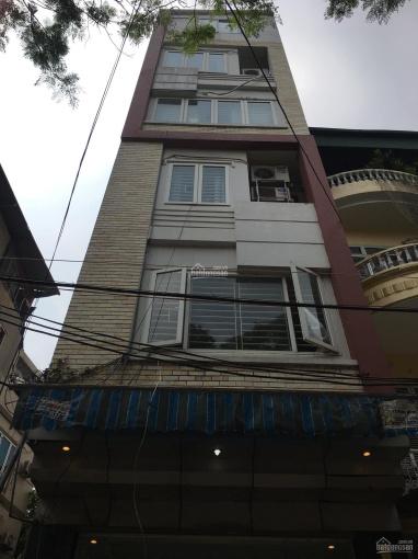 Chính chủ cần bán gấp toà nhà văn phòng 66m2, 7 tầng, thang máy tại thanh xuân chỉ 11.6 tỷ ảnh 0