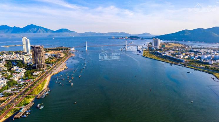 Nhà 2 Mặt Tiền view sông Hàn, liền kề khách sạn dát vàng,toà căn hộ cao cấp,cho thuê 30.000 USD