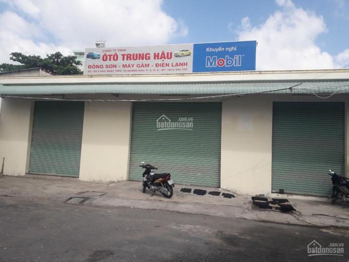 Cho thuê kho xưởng Tạ Quang Bửu, P. 5, Quận 8. (Gần Bến xe Q. 8) ảnh 0