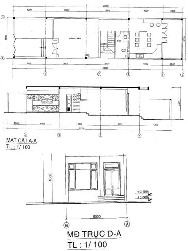 Cho thuê tầng trệt nhà mặt tiền đường 56, khu dân cư Đông Thủ Thiêm, P. BTĐ, Q2, TP. HCM ảnh 0
