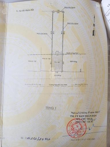 Bán mặt tiền kinh doanh quận 9 đường Nguyễn Duy Trinh 140m2, giá 20 tỷ, SHR chính chủ ảnh 0