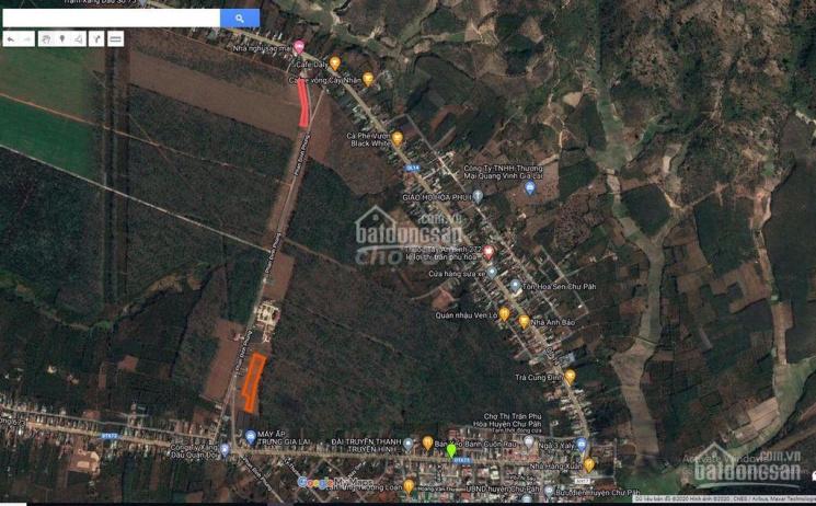 Bán đất nền Chư Păh, KDC Phan Đình Phùng nối dài, ngay Quốc Lộ 14 ảnh 0