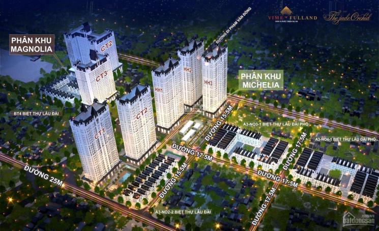 Chung cư Cổ Nhuế: CĐT mở bán 30 căn ngoại giao chung cư cao cấp, ngay cạnh công viên Hòa Bình ảnh 0