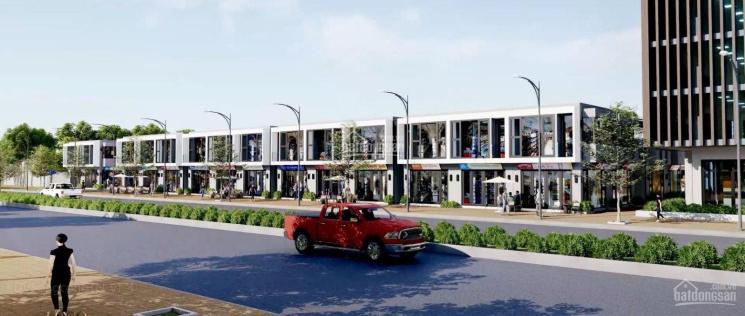 Kiot thương mại 2 tầng khu công nghiệp Sông Công II ảnh 0