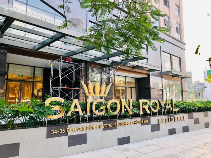 Cần bán căn hộ Saigon Royal - 81m2 - Giá bán 5.6 tỷ - 0918753177 ảnh 0