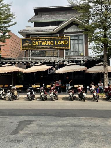 Bán đất biệt thự 250m2 sau lưng TTTM SC VIVO, phường Tân Phong, Q7