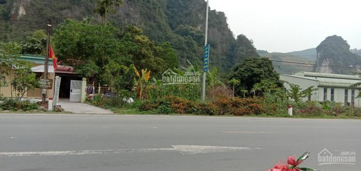 Bán đất mặt đường Quốc lộ 6A tại xã Lâm Sơn, huyện Lương Sơn, tỉnh Hòa Bình ảnh 0