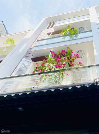 Nhà chủ cần bán hẻm Phan Huy Ích, phường 15, Tân Bình DT: 4 x 14.5m đúc 3.5 tấm giá 5 tỷ 700tr ảnh 0