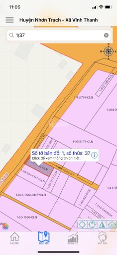 Vĩnh Thanh MT đường Con Gà Vàng, khu dân cư đường nhựa LH: 0362827828 (Tùng nhận ký gửi Nhơn Trạch) ảnh 0