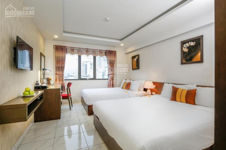 Bán khách sạn 9 tầng mặt tiền đường Hà Bổng, Sơn Trà, Đà Nẵng.