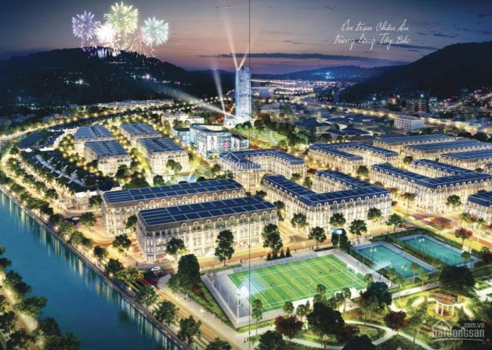 Bán lô góc đất nền tự xây dựng duy nhất đợt 1 dự án Picenza Sơn La 112m2. Giá 2,5 tỷ LH 0944820066 ảnh 0