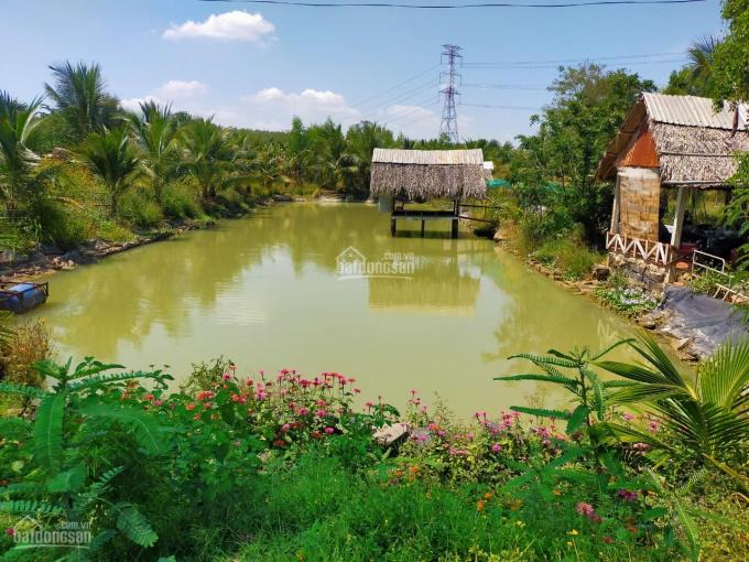 Bán khu nghỉ dưỡng 2.3 ha thị trấn Vĩnh An, Vĩnh Cửu, Đồng Nai