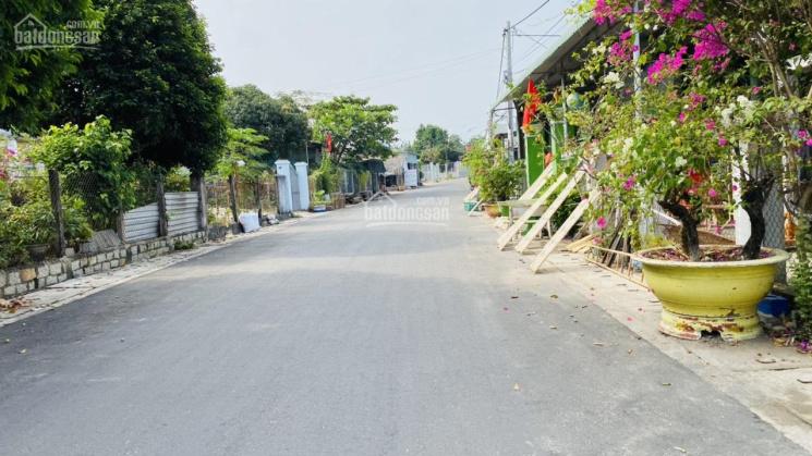 Bán lô đất 2 mặt tiền Long Điền - BRVT ngay chợ An Ngãi ảnh 0