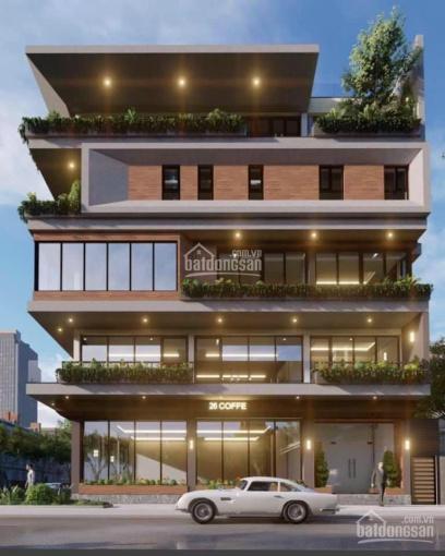Bán nhà mặt phố Trần Nhân Tông trung tâm tài chính - Lô góc 133m2x4T, MT 12m, 68 tỷ. LH 0902818885 ảnh 0