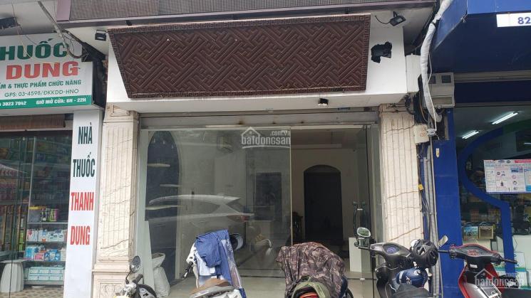 Cần cho thuê nhà mặt phố Nguyễn Công Trứ, DT 40m2x3T, MT 6m, giá 25 triệu/tháng. LH: 0349828357 ảnh 0