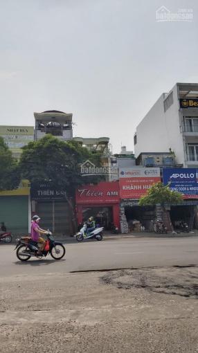 Mặt tiền đẹp cho thuê tầng trệt Phan Văn Trị, Gò Vấp 4x21m ảnh 0