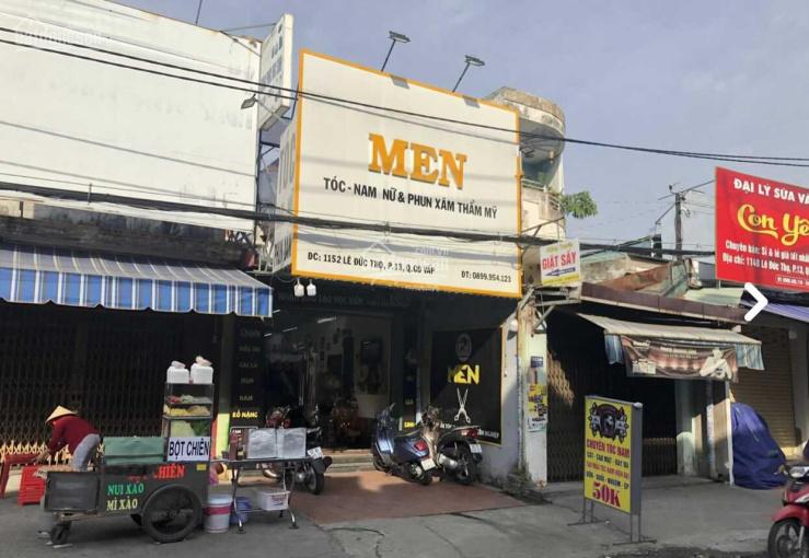 Cần sang nhà nguyên căn mặt tiền Lê Đức Thọ, Gò Vấp kinh doanh đa ngành nghề (4x30m) 1 trệt 1 lầu ảnh 0