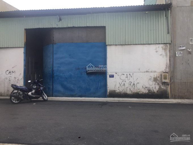 Bán kho xưởng nhỏ đường HL2 quận Bình Tân LH 0902 854 456