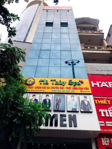 Cho thuê cửa hàng MBKD tầng 1 46m2 mặt tiền 5,5m ngã 4 Hoàng Quốc Việt, Nguyễn Phong Sắc, Trần Cung ảnh 0