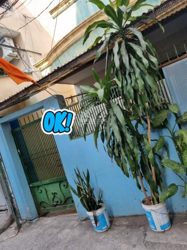 Nhà cấp 4 HXH Bùi Văn Ba DT 4,5x21m CN 97m2 đất có 3 phòng cho thuê giá rẻ ảnh 0