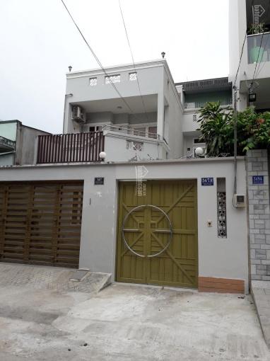 Cho thuê nhà mặt tiền Vườn Lài, Lũy Bán Bích (5x25) trệt lầu giá 20 triệu /tháng ảnh 0