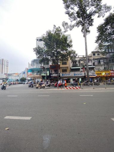 Hàng kín, bán gấp mặt tiền ngay góc Nguyễn Trãi, quận 5, DT 8m x 4m, trệt + 2 lầu, giá 3.9 tỷ ảnh 0