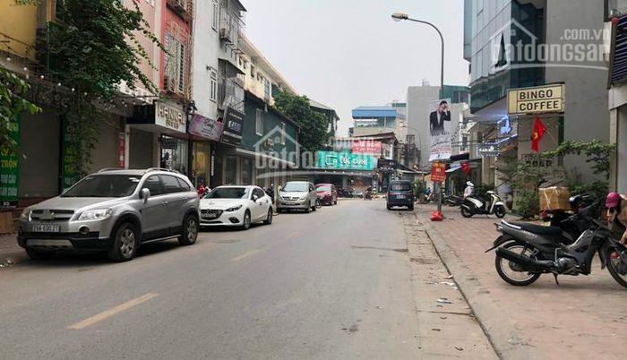Cho thuê cửa hàng mặt phố Tân Lập, Thanh Nhàn, Hai Bà Trưng 214m2, 30tr/th vị trí đắc địa KD đỉnh ảnh 0