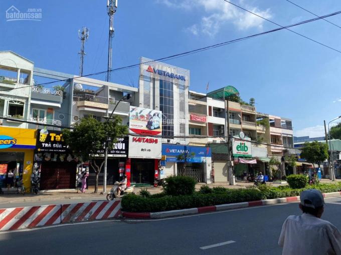 Bán nhà mặt tiền Trần Hưng Đạo, phường 2, Quận 5, diện tích công nhận 371,5m2 (12x31m) vị trí đẹp ảnh 0