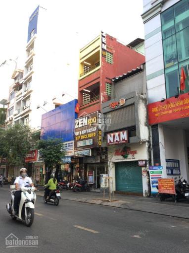 Bán nhà mặt tiền Nguyễn Tri Phương - Nguyễn Trãi, Quận 5 5x22m, nở hậu 6m. Giá 39,9 tỷ ảnh 0