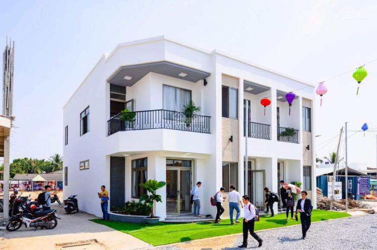 Bán nhà phố ngay trung tâm thành phố Tân An, tỉnh Long An ảnh 0
