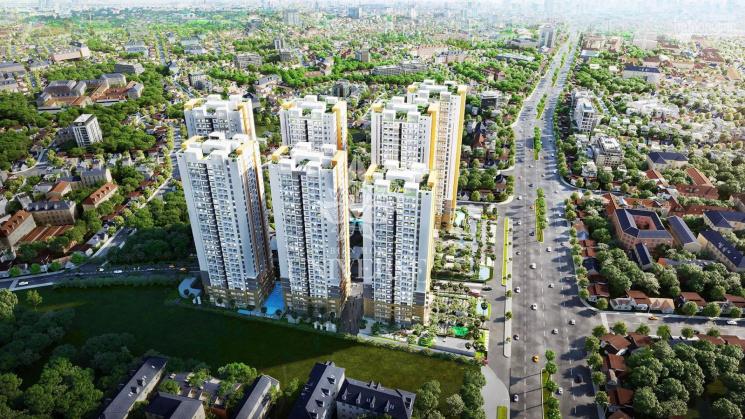 Chỉ 350tr sở hữu căn hộ cao cấp ngay TT TP. Biên Hòa, sổ hồng vĩnh viễn, CK3-18%, LH 0907273831 ảnh 0
